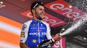 Giro d'Italia: Gaviria wygrał etap i został liderem