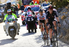 Giro d'Italia. Hart wygrał etap, Hindley objął prowadzenie