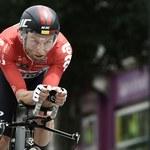 Giro d'Italia. Tomasz Marczyński wycofany z wyścigu