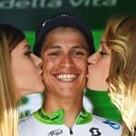 Giro d'Italia: Chaves zwycięzcą królewskiego etapu. Nowym liderem Kruijswijk