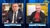 Girzyński: Ziobro myśli, jak przejąć stery, a jak się nie uda, to jak załapać się do szalupy ratunkowej