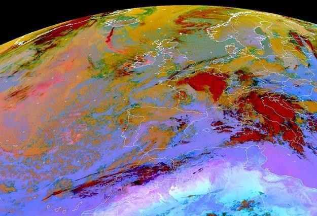 GIS znajduje zastosowanie w szeroko pojętej ewidencji gruntów /AFP