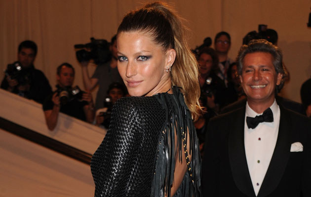 Gisele Bundchen, fot. Larry Busacca   /Getty Images/Flash Press Media