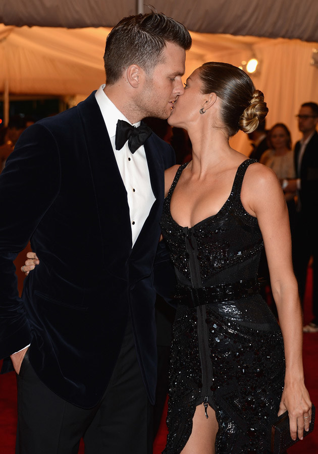 Gisele Bundchen i Tom Brady /Getty Images