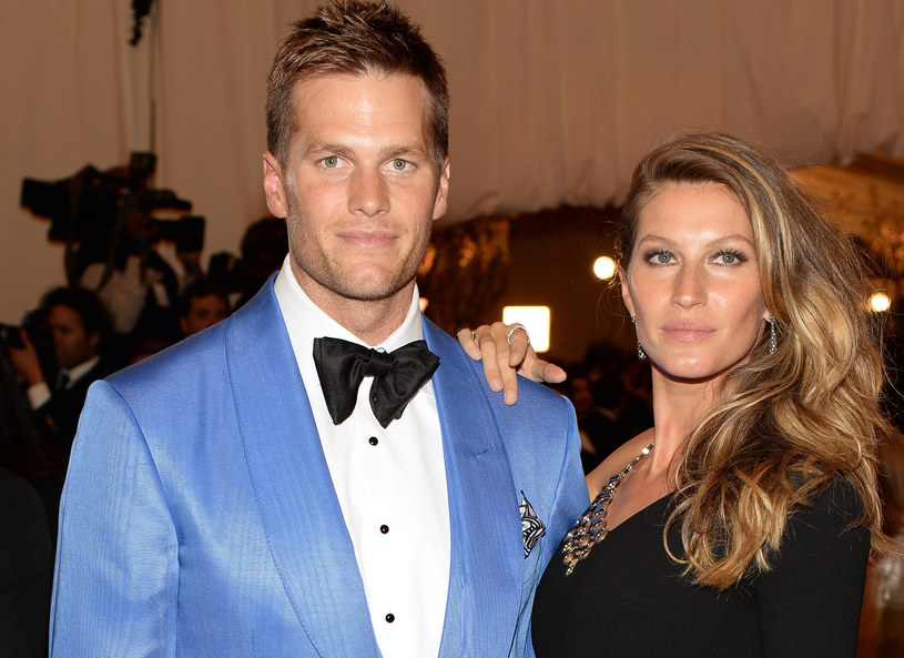 Gisele Bundchen i Tom Brady /Getty Images