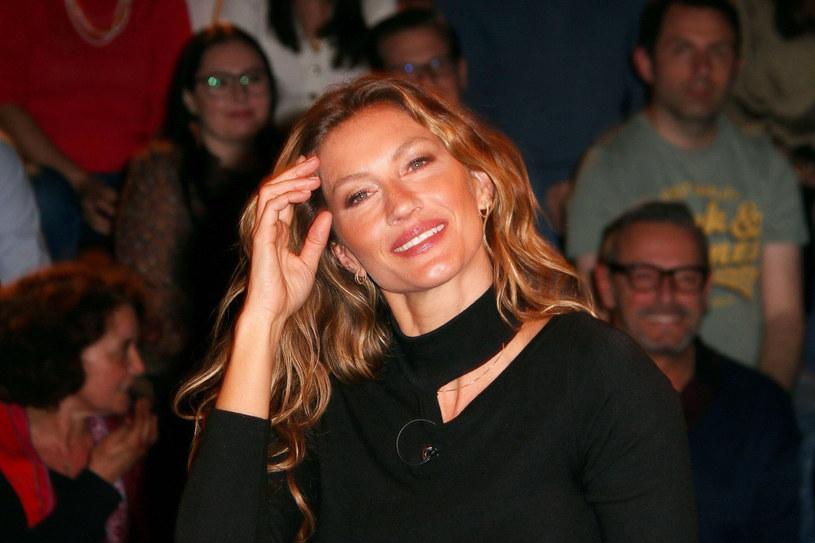 Gisele Bundchen jest od 2009 roku globalnym ambasadorem dobrej woli Programu Środowiskowego ONZ /via www.imago-images.de/Imago Stock and People/East News /East News