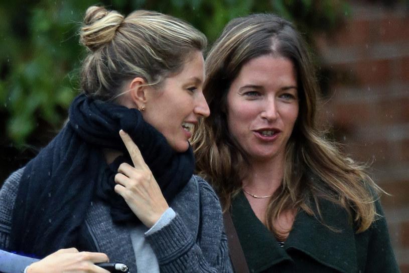 Gisele Bündchen okrzyknięto najlepiej opłacaną modelką na świecie. Jej menedżerem i rzecznikiem prasowym jest bliźniaczka Patricia. /East News