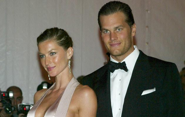 Gisele Bundchen, Tom Brady  /Splashnews