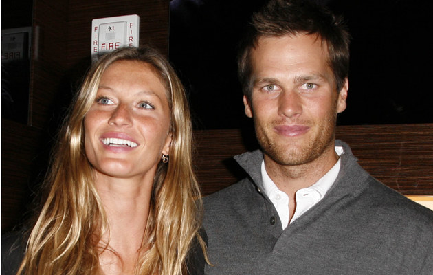 Gisele Bündchen, Tom Brady /Amy Sussman /Getty Images