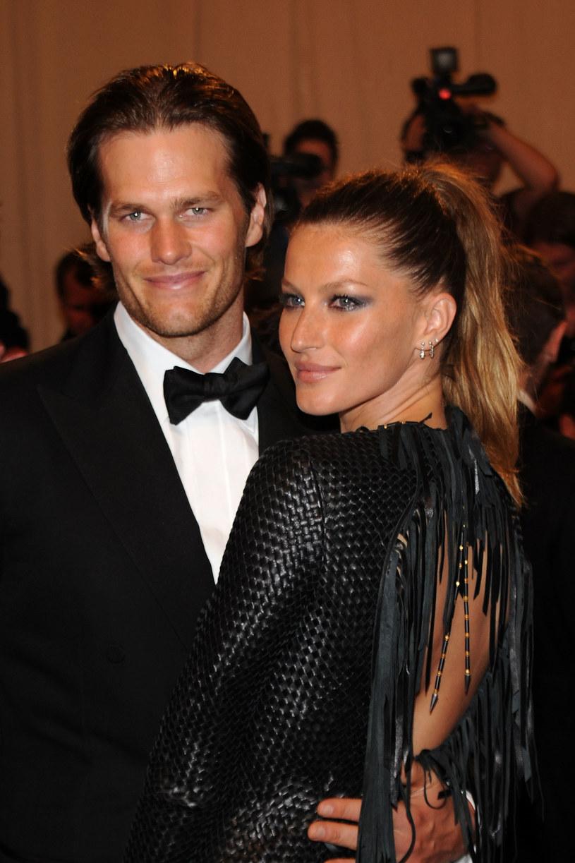 Gisele i Tom pobrali w 2009 roku  /Getty Images/Flash Press Media