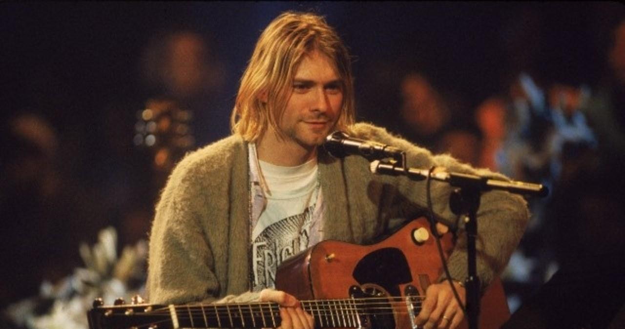 Gitara Kurta Cobaina sprzedana za rekordowe 6 mln dolarów