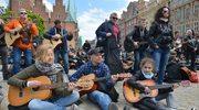 Gitarowy Rekord Guinessa we Wrocławiu: I tak jest pięknie