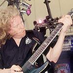 Gitarzysta Nevermore solo