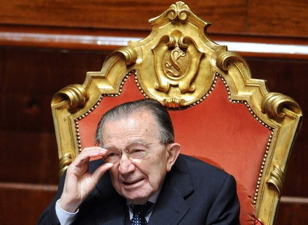 Giulio Andreotti /AFP