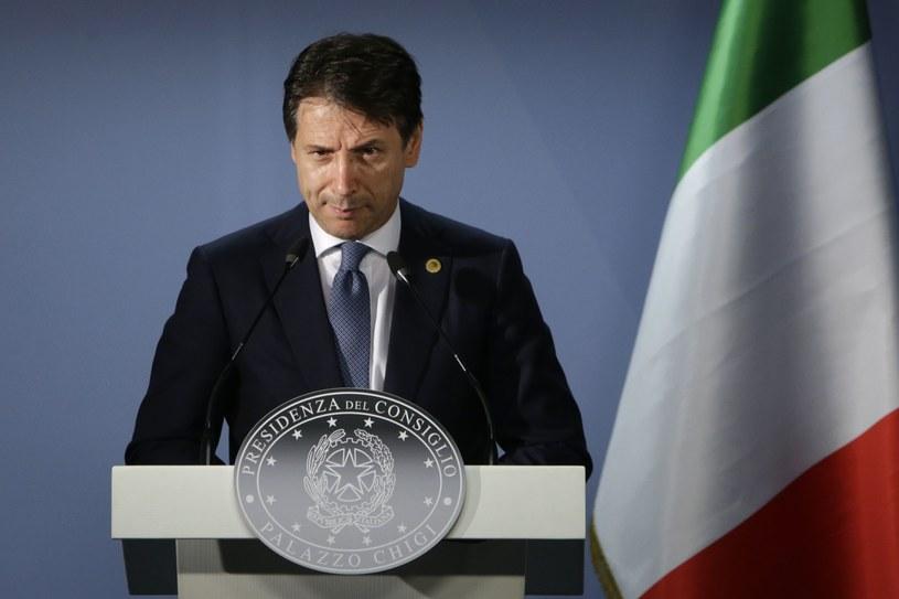 Giuseppe Conte /AFP