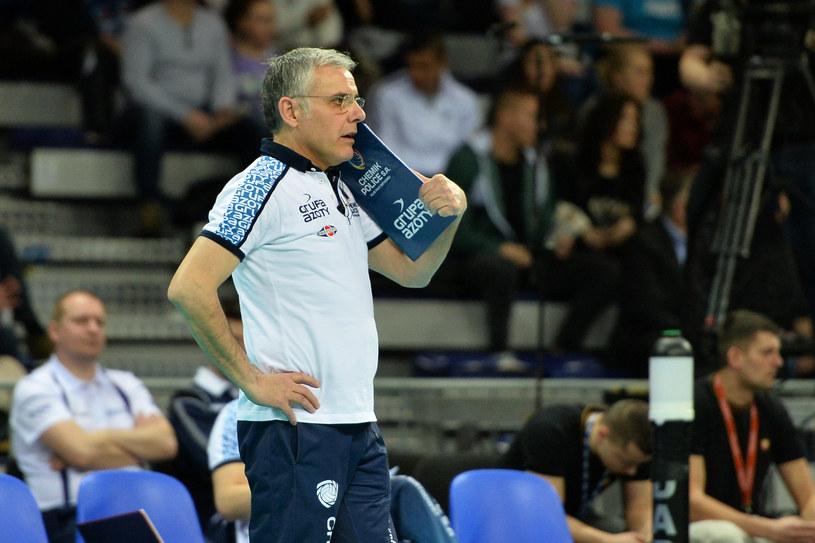 Giuseppe Cuccarini /Łukasz Szełemej /East News