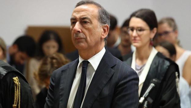 Giuseppe Sala /MATTEO BAZZI    /PAP/EPA