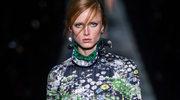 Givenchy: Kwieciste sukienki i strukturalne kurtki na zimę