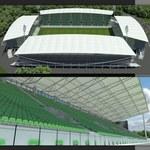 GKS Katowice zaprezentował przyszły stadion