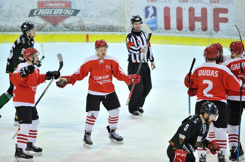 GKS Tychy - Comarch Cracovia /Krzysztof Porebski / PressFocus /Newspix