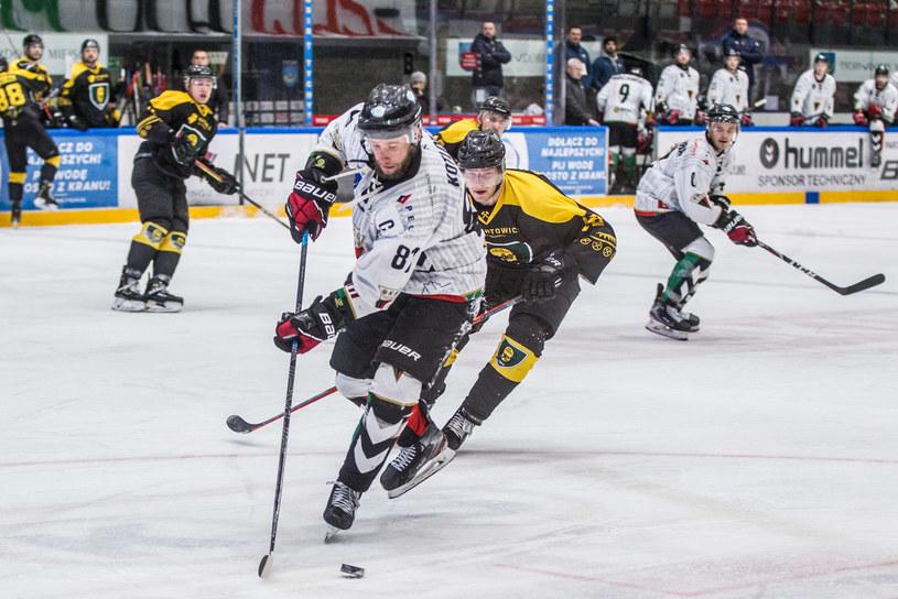 GKS Tychy - GKS Katowice /Michał Chwieduk /Newspix