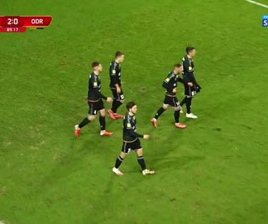 GKS Tychy - Odra Opole 2-0 - skrót (POLSAT SPORT). WIDEO