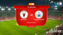 GKS Tychy - Stomil Olsztyn 1-2 - SKRÓT. WIDEO (Polsat Sport)
