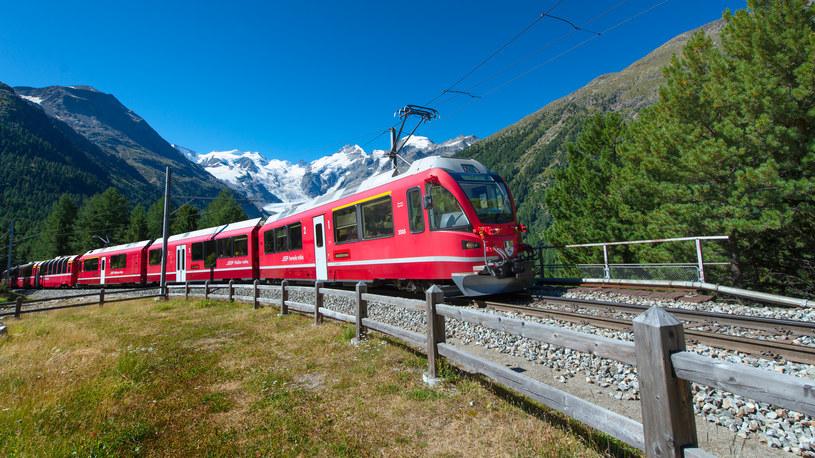Glacier Express /123RF/PICSEL