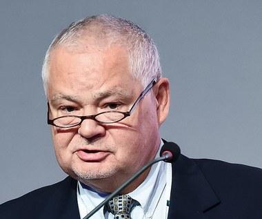Glapiński: Bank centralny nie powinien reagować podwyżką stóp na negatywne szoki podażowe