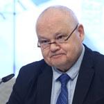 """Glapiński w """"Rz"""": NBP działa, by przejściowy szok nie zmienił się w kryzys"""