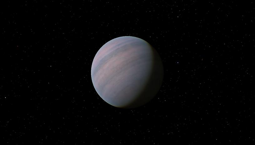 Gliese 581 d jednak nie zostanie drugą Ziemią? /materiały prasowe