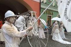 Glinoludy przywitały nas w Bolesławcu!