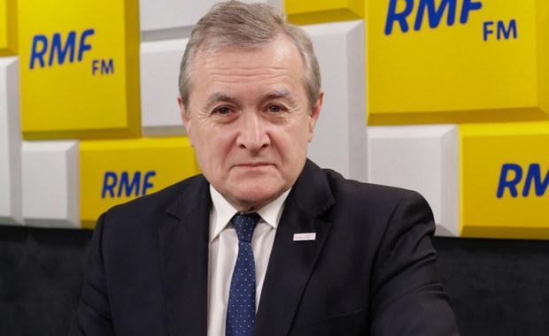 Gliński: Komuś zależy na tym, żeby w Polsce była ciągła awantura