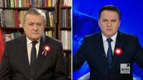 Gliński w Polsat News: Nie wiemy, kto rzucał kamieniami, co to byli za prowokatorzy