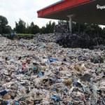 Gliwice: Nielegalnie składowali odpady na nieczynnej stacji benzynowej