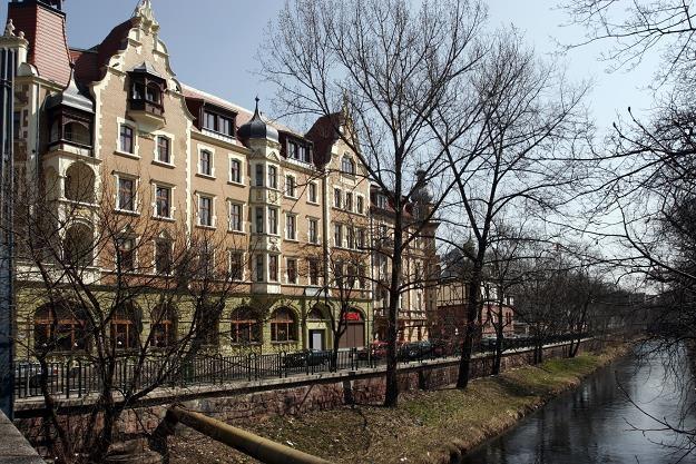 Gliwice, rzeka Kłodnica. Fot. Rafał Jabłoński /Agencja SE/East News
