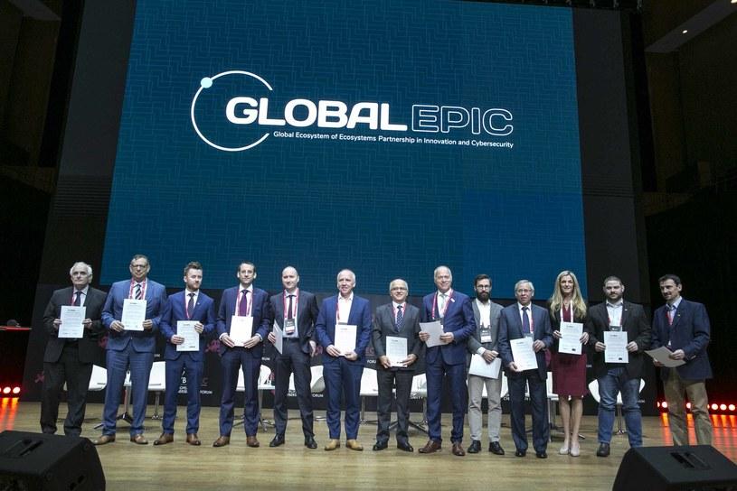 Global EPIC - Globalna Platforma Innowacji dla Cyberbezpieczeństwa /materiały prasowe