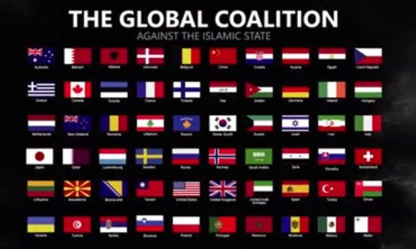 Globalna koalicja przeciwko ISIS /