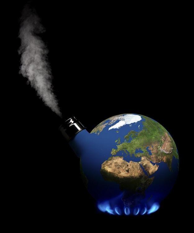 Globalne ocieplenie jest faktem  Fot. Jonas_Hamers_ /Reporter