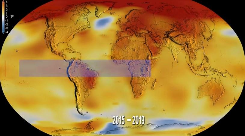 Globalne ocieplenie to nie mit /YouTube