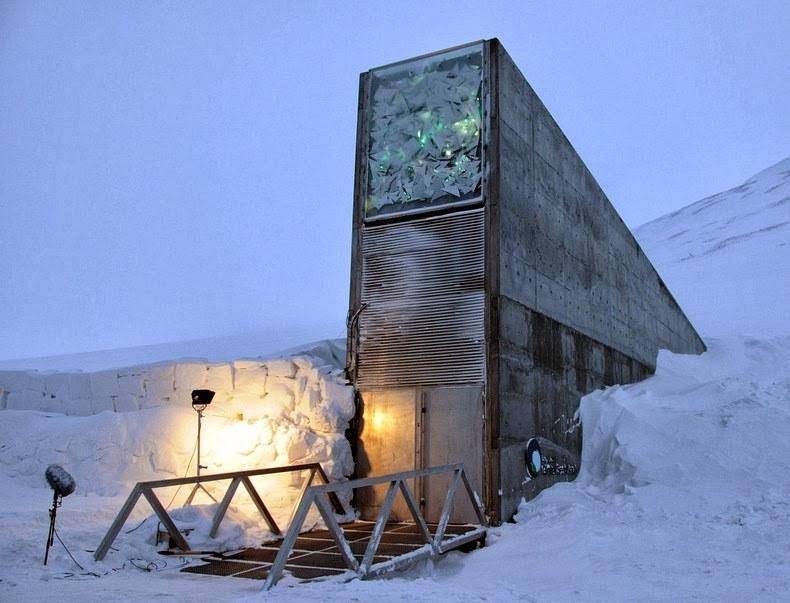 Globalny Bank Nasion znajduje się na norweskiej wyspie Spitsbergen /materiały prasowe