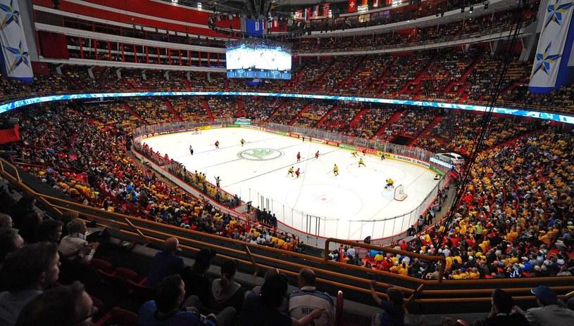 Globe Arena w Sztokholmie /AFP