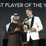 Globe Soccer Awards. O czym Cristiano Ronaldo rozmawiał z Robertem Lewandowskim? Polak zdradził szczegóły