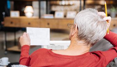 Głodowe wypłaty emerytalne
