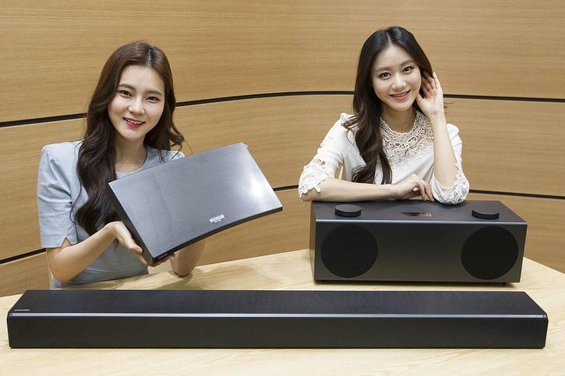 Głośnik bezprzewodowy H7, nowy soundbar i odtwarzacz UHD Blu-Ray - nowości Samsunga na CES 2017 /materiały prasowe