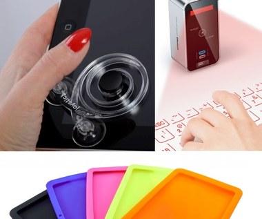 Głośnik Bluetooth, joystick, etui oraz inne akcesoria do tabletów