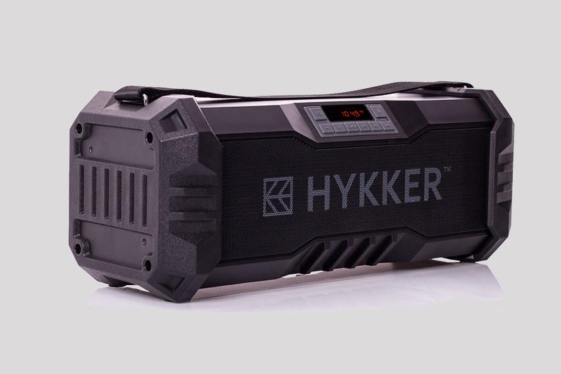 Głośnik Craft  marki Hykker /materiały prasowe