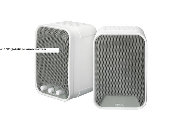 Głośniki Epson ELPSP02 /materiały prasowe