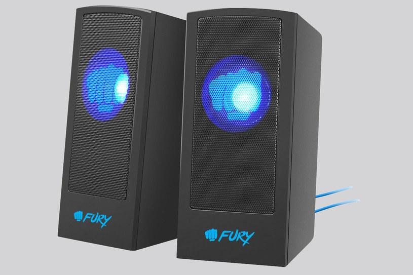 Głośniki Fury Skyray /materiały prasowe