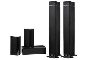Głośniki kina domowego z technologią Dolby Atmos